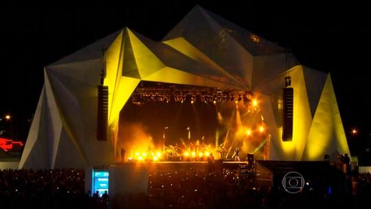 Primeira edição do Rock in Rio em terras americanas é um sucesso