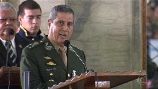 Cerimônia marca fim da intervenção federal no RJ: 'Cumprimos a missão', diz general