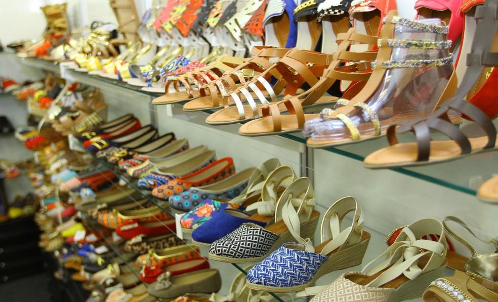 b611bd78b ... Mais de 100 milhões de pares de calçados foram produzidos em Nova  Serrana em 2017 —