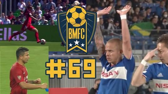 Furada bisonha na MLS, golaços de fora da área e show de brasileiros na Ásia