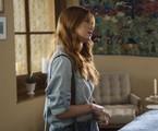 Luz (Marina Ruy Barbosa) ficará desconfiada após descobrir que o avô recebeu a visita de uma mulher misteriosa  | TV Globo
