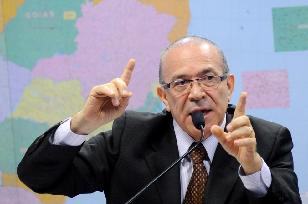 O ministro da Casa Civil, Eliseu Padilha (PMDB-RS) (Foto: Pedro França/Agência Senado)