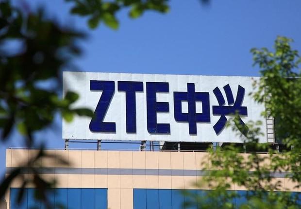 ZTE, empresa chinesa (Foto: Stringer/Reuters)