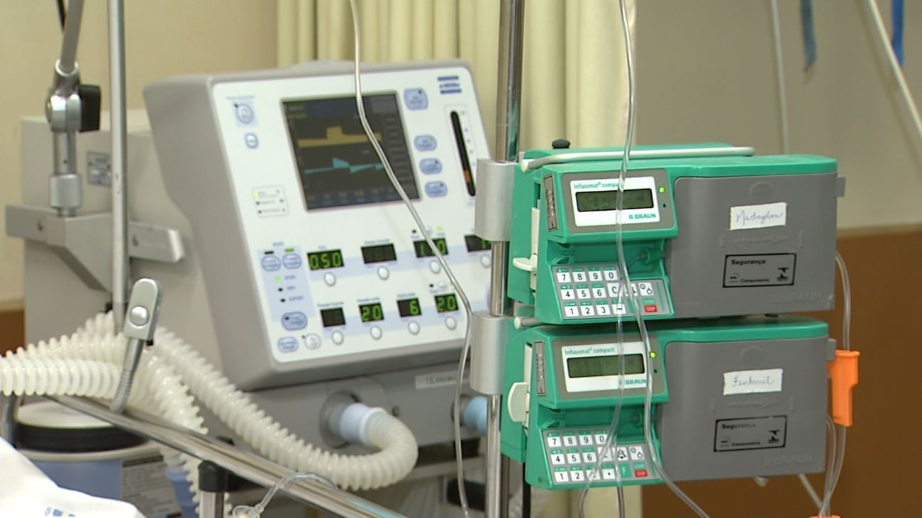 Pacientes com a Covid-19 morrem enquanto aguardam leitos clínicos ou de UTI em Barbacena