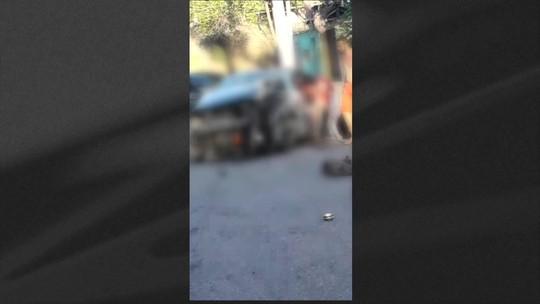 Acidente deixa cinco mortos e três feridos na Linha Amarela, no Rio