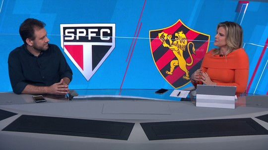 SporTV News analisa momento do São Paulo
