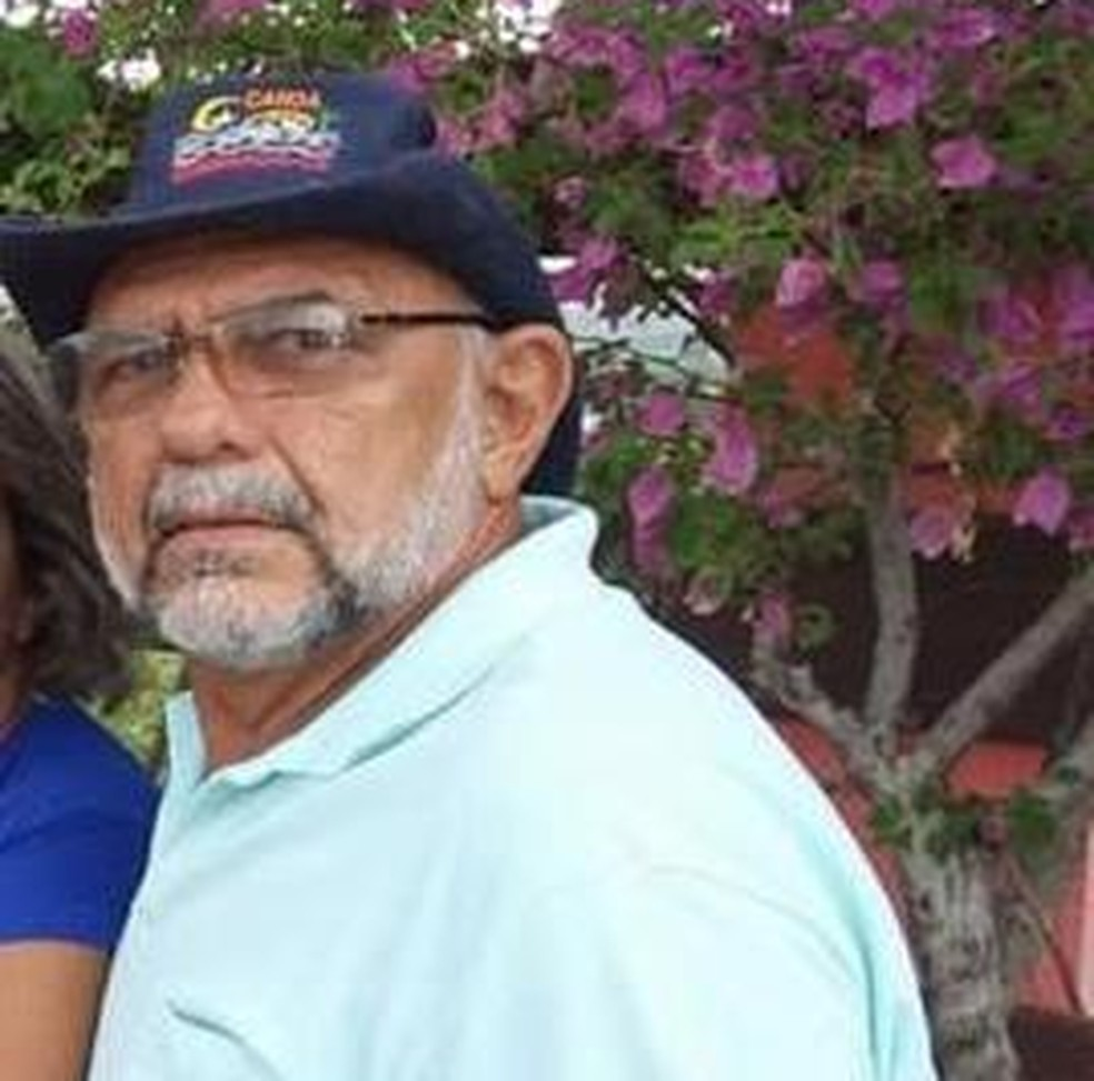 José Mario Moura Pinto, de 64 anos era funcionário da Ufersa — Foto: Cedida