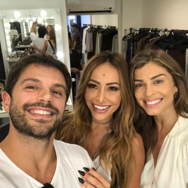 Duda, Sabrina e Grazi (Foto: Reprodução/Instagram)