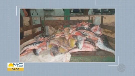 PMA faz operação contra pesca predatória nos rios de MS durante Semana Santa