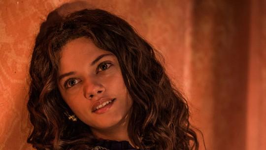 Marina Nery se compara a Leonor, sua personagem em 'Velho Chico', e destaca o orgulho de ser baiana