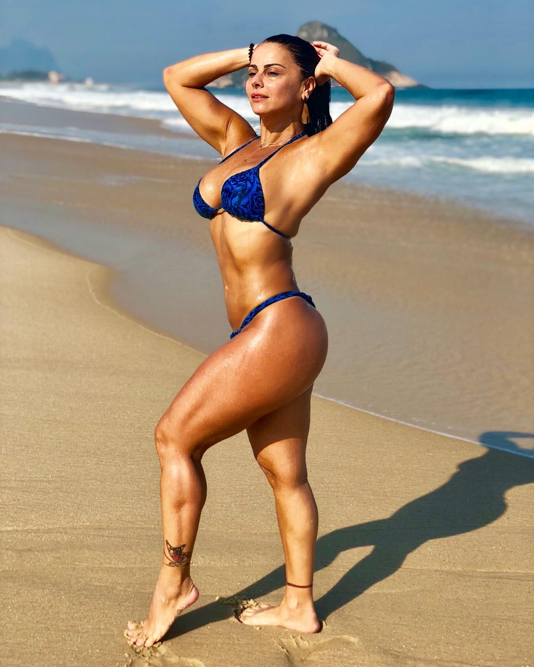 Viviane Araújo (Foto: Instagram/Reprodução)