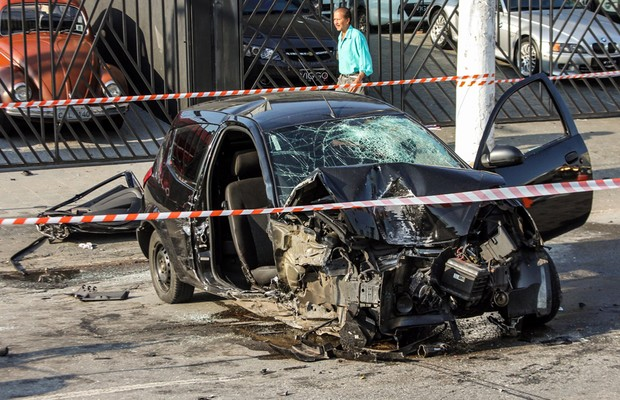 Brasil 233 42 186 Pa 237 S Em Mortes Por Acidentes De Tr 226 Nsito