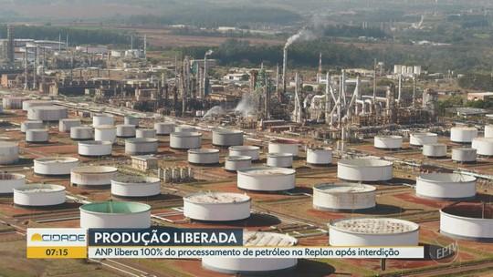 Explosão na Replan: após cinco meses, ANP dá aval para refinaria retomar 100% da produção
