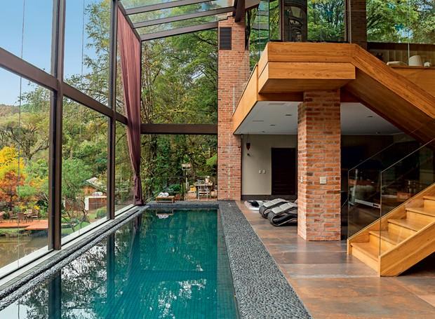 Piscinas 30 Projetos De Todos Os Tamanhos E Estilos Casa