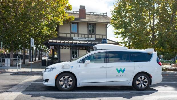 Waymo: carro autônomo do Google (Foto: Getty Images)
