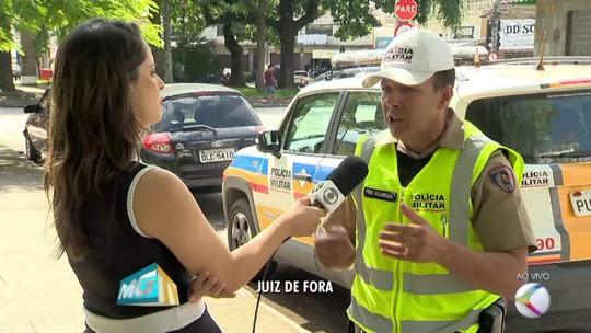 PRF e PMR iniciam operação 'Semana Santa' nas rodovias da Zona da Mata e Campo das Vertentes