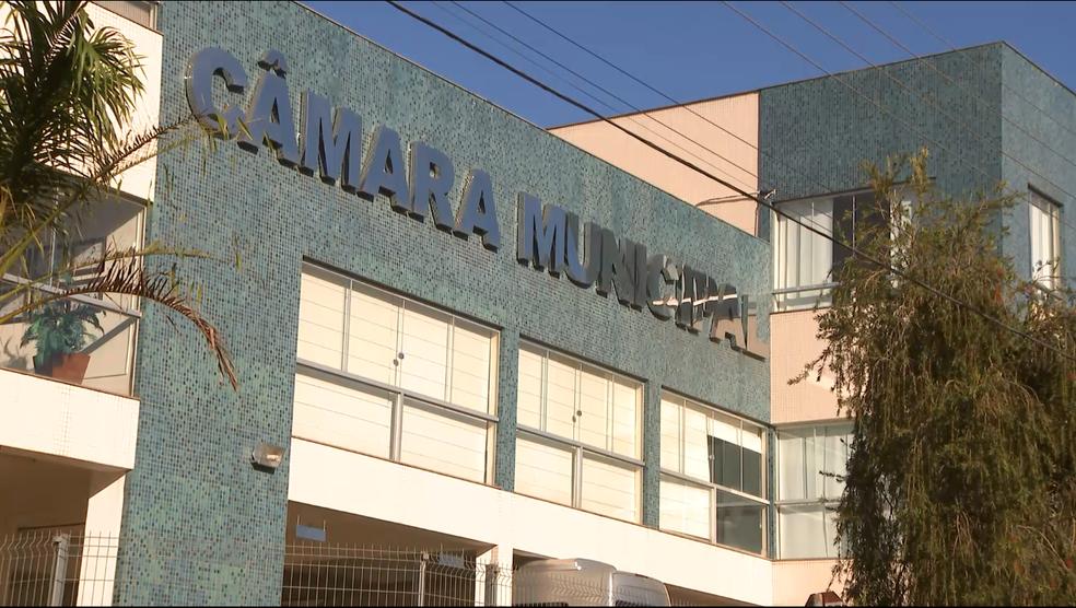 Câmara Municipal de Nova Serrana realiza audiência pública — Foto: Reprodução/TV Integração