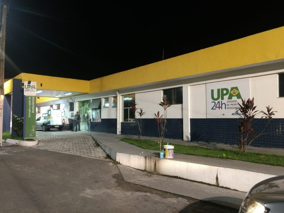 upa - Vítima atingida em tiroteio morre na UPA da Terra Firme, em Belém