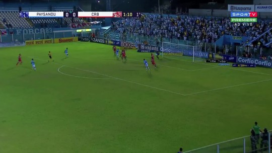 Paysandu x CRB - Campeonato Brasileiro Série B 2018 - globoesporte.com