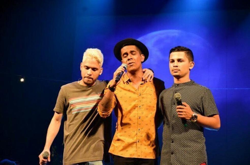 Grupo I Love Pagode. — Foto: Divulgação