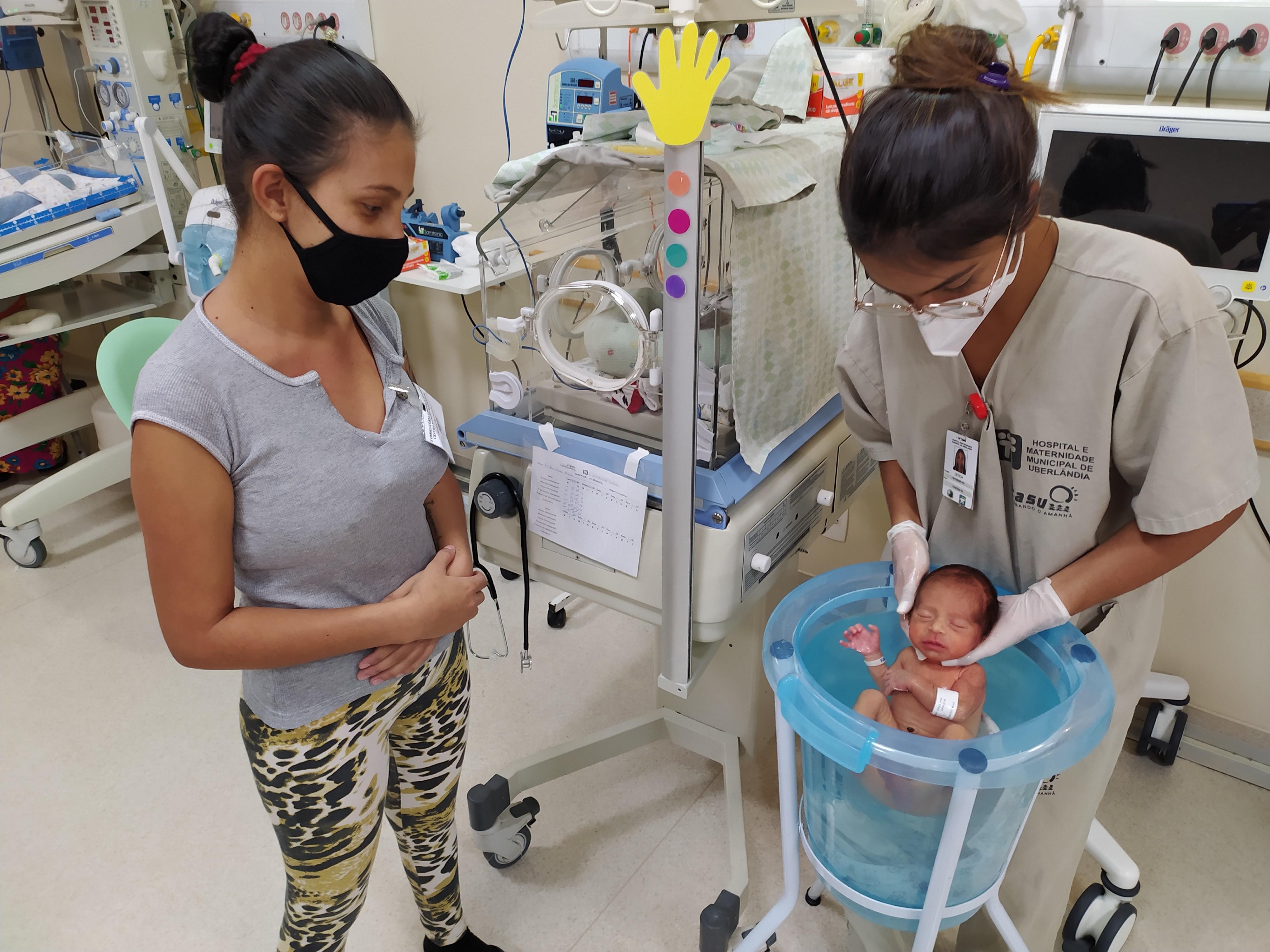 Hospital Municipal de Uberlândia faz 10 anos e ganha reforma e ampliação do setor de obstetrícia