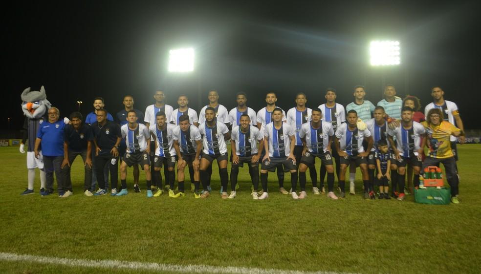 No Amapá, Fernando Gomes foi vice-campeão com o Ypiranga — Foto: John Pacheco/GE-AP