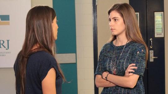 Últimos capítulos: Bianca confronta Nat