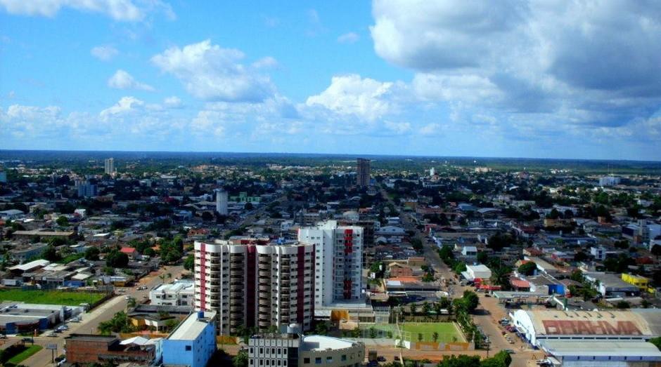 Porto Velho-Rondônia  (Foto: Reprodução Facebook )
