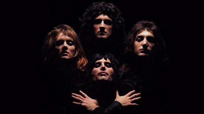 Os membros do Queen (Foto: Reprodução)