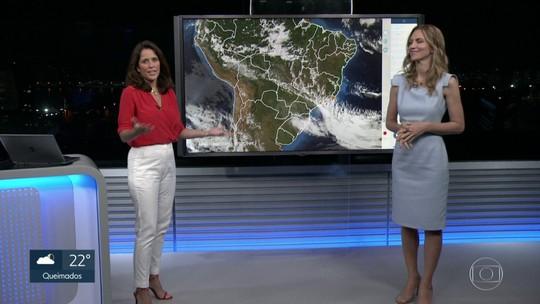 Rio terá ventos fortes e chuva isolada a partir da noite desta sexta
