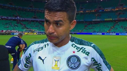 """Dudu joga a toalha sobre chances de título do Palmeiras: """"Não pode ficar se enganando à toa"""""""