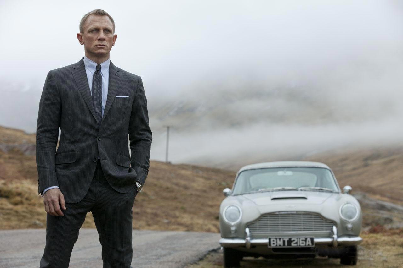 Daniel Craig em 007 - Skyfall (2012) (Foto: Reprodução)