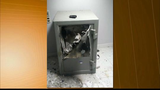 Em menos de 24 horas, banco é atacado pela segunda vez em Boqueirão, na PB