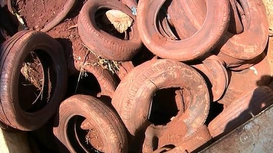 Polícia Civil investiga pneus encontrados em valas de aterro sanitário em Florínea
