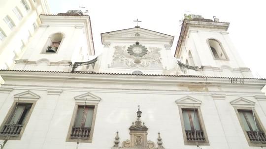 Igreja que já foi a catedral do Rio é interditada por má conservação