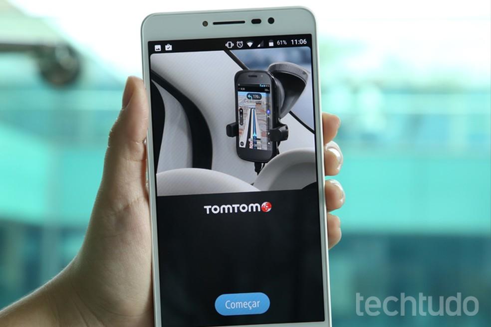 Como usar o TomTom Go Brasil, aplicativo de GPS e mapas para Android