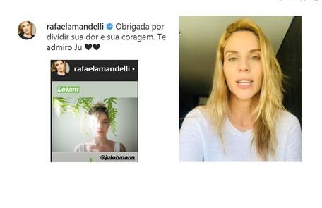 Rafaela Mandelli Reprodução