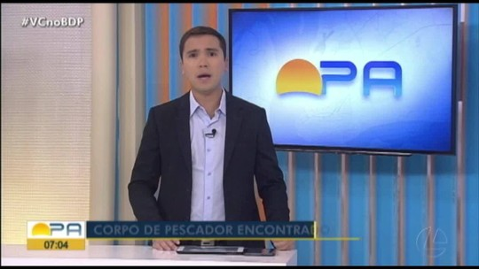 Corpo de homem que caiu de rabeta é encontrado em Igarapé-Miri