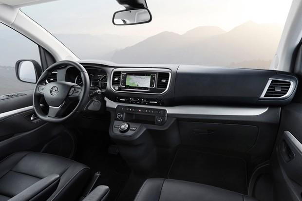 Chevrolet (Opel) Zafira 2020 (Foto: Divulgação)