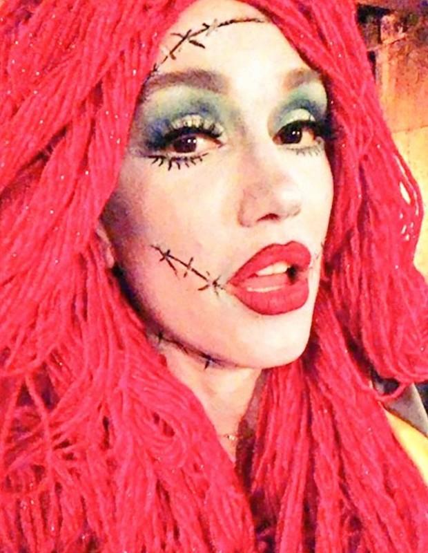 Gwen Stefani (Foto: Reprodução/Instagram)