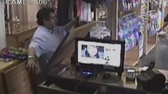 'Maníaco do celular' furta aparelho de funcionária de loja em SP: 'Não tem nem cara de marginal'