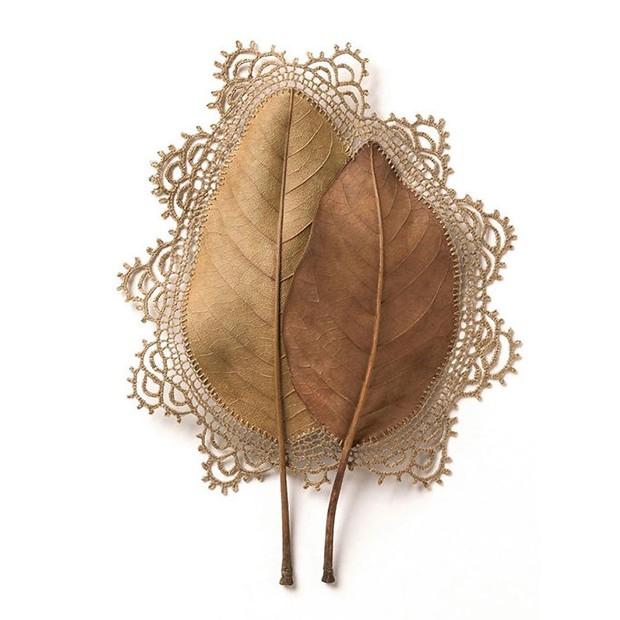 folhas croche (Foto: Divulgação)