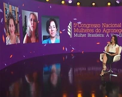 Congresso das Mulheres do Agro destaca a participação feminina na ciência brasileira