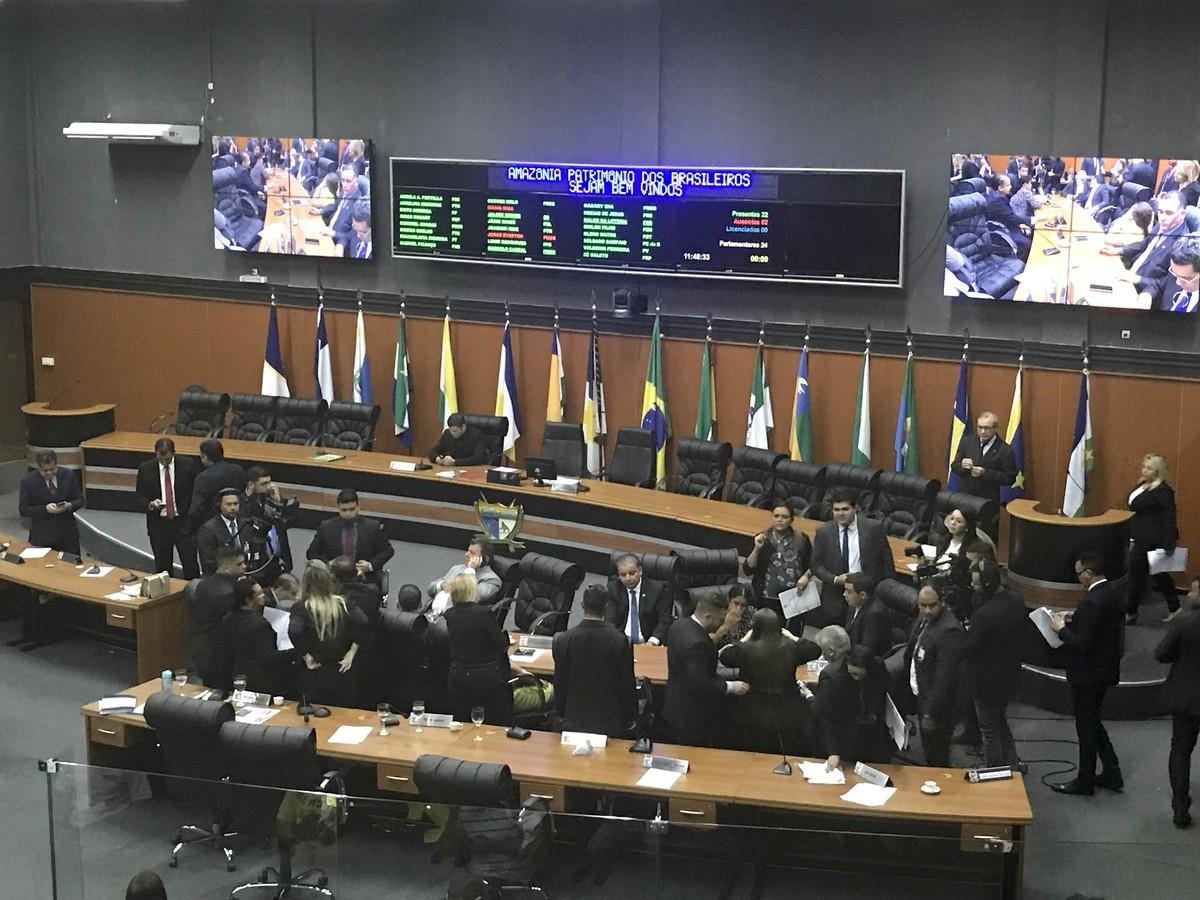 Deputados de RR aprovam 23 projetos e adiam votação da Lei Orçamentária Anual