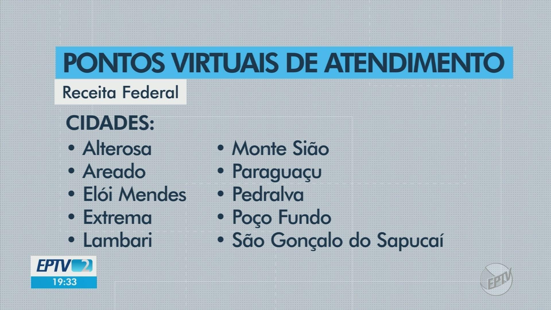 VÍDEOS: EPTV 2 Sul de Minas de quinta-feira, 13 de agosto