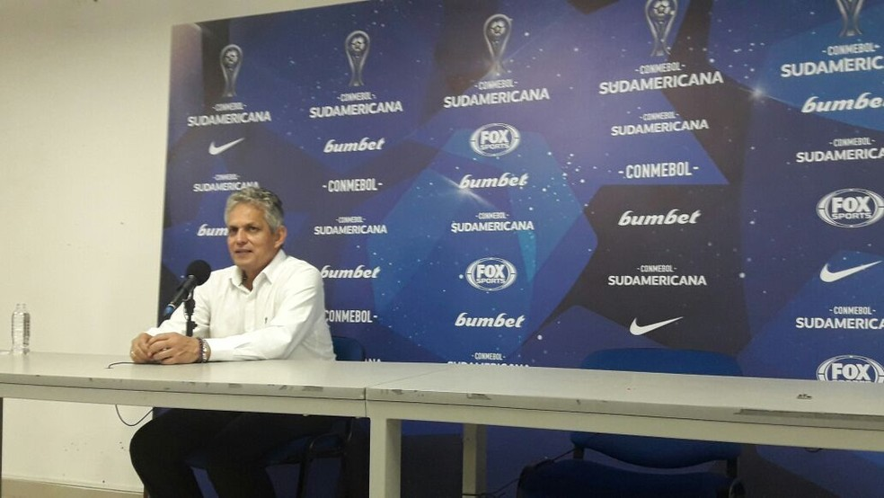 Rueda Coletiva Flamengo (Foto: Bruno Giufrida / GloboEsporte.com)