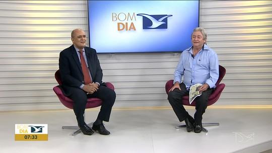 Especialista fala sobre prejuízos das queimadas no Bom Dia Mirante