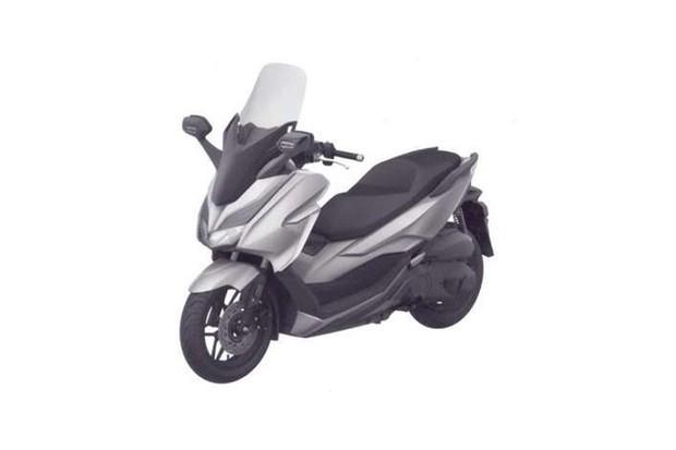 Honda Forza 300 (2015) 3D (Foto: divugação)