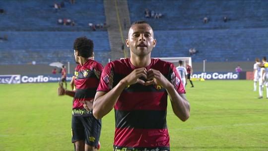 Os gols de Londrina 1 x 2 Sport pela 24ª rodada da Série B do Brasileiro