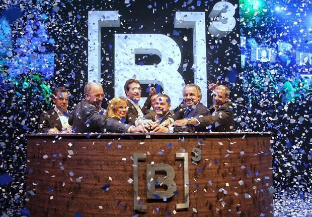 B3, ex-BM&FBovespa/Cetip (Foto: Divulgação)